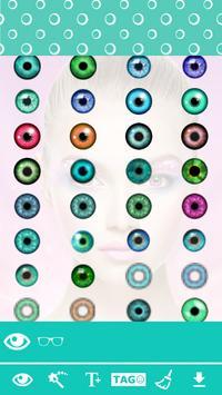 Eye Color Changer Photo Editor screenshot 1