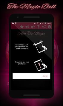 ♛ Magic Crystal Ball - Fortune Teller ♛ screenshot 3