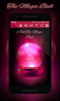 ♛ Magic Crystal Ball - Fortune Teller ♛ apk screenshot