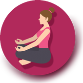 Daily Yoga Fitness Workout icon