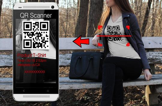 QR Code Scanner-Bar Code Scanner,Bar QR Code Maker poster