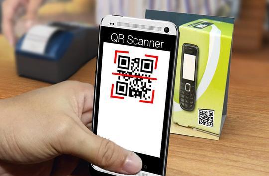 QR Code Scanner-Bar Code Scanner,Bar QR Code Maker screenshot 1