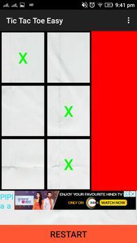 Tic Tac Toe Easy screenshot 2