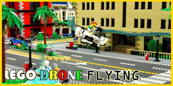 Gemser Lego Drone Flying screenshot 4