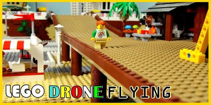 Gemser Lego Drone Flying screenshot 5