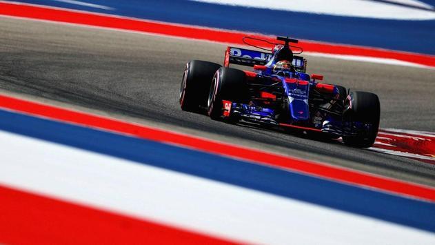 Toro Rosso F1 Wallpaper poster