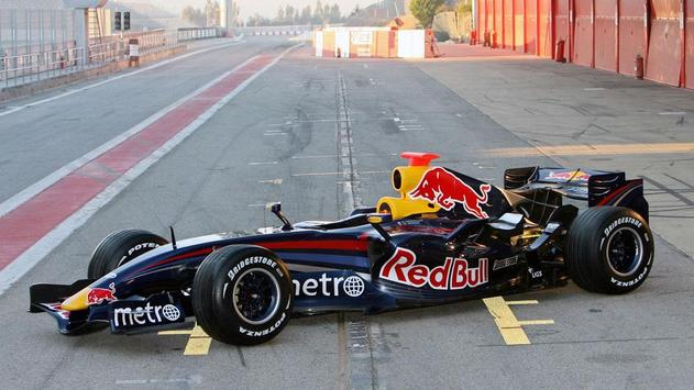 Toro Rosso F1 Wallpaper screenshot 10