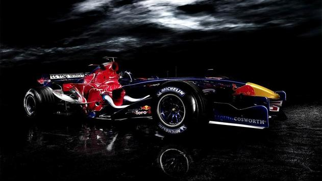 Toro Rosso F1 Wallpaper screenshot 1
