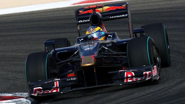 Toro Rosso F1 Wallpaper screenshot 3