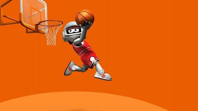 Basketball Wallpaper screenshot 2
