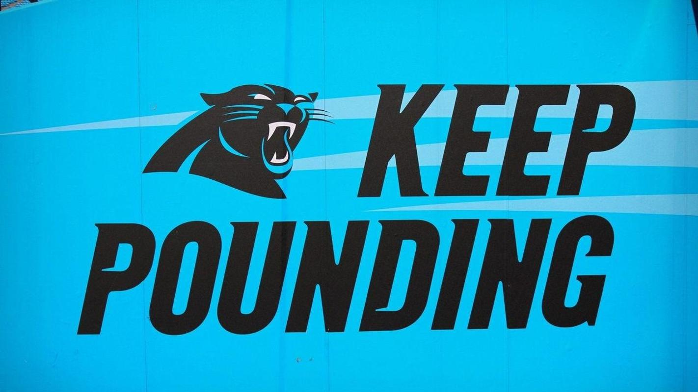 ... Carolina Panthers Wallpaper screenshot 7 ...