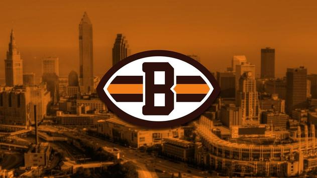Cleveland Browns Wallpaper poster