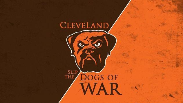 Cleveland Browns Wallpaper screenshot 3