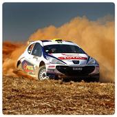 Cars For Dakar Rally Wallpaper icon