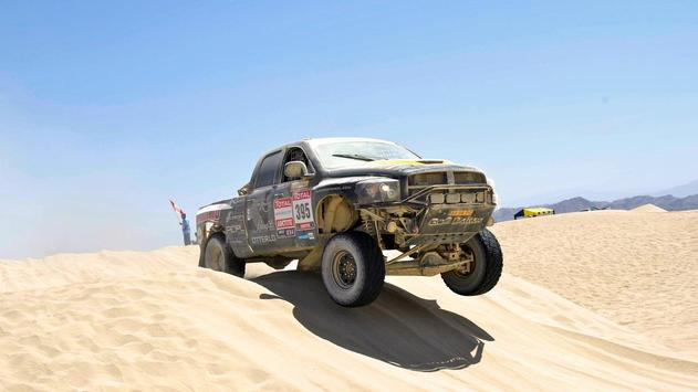 Cars For Dakar Rally Wallpaper screenshot 4
