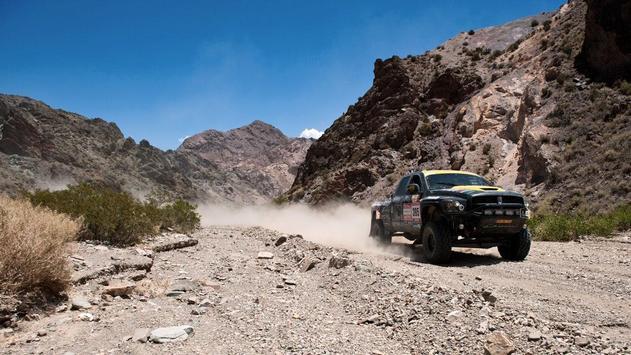 Cars For Dakar Rally Wallpaper screenshot 5