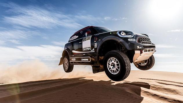 Cars For Dakar Rally Wallpaper screenshot 7