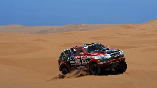Cars For Dakar Rally Wallpaper screenshot 8