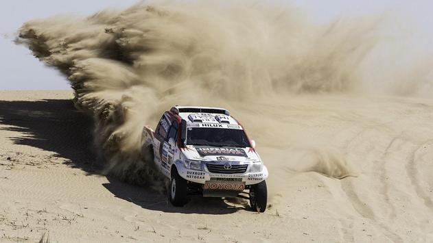 Cars For Dakar Rally Wallpaper screenshot 9