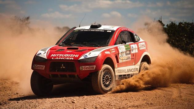 Cars For Dakar Rally Wallpaper screenshot 10