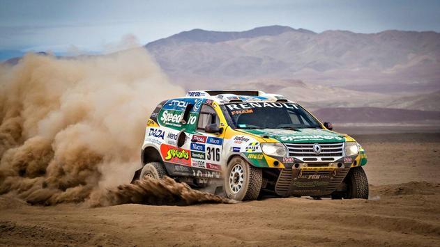 Cars For Dakar Rally Wallpaper screenshot 1