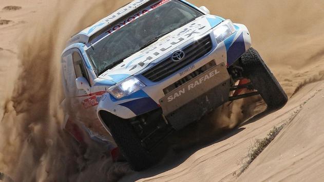 Cars For Dakar Rally Wallpaper screenshot 3