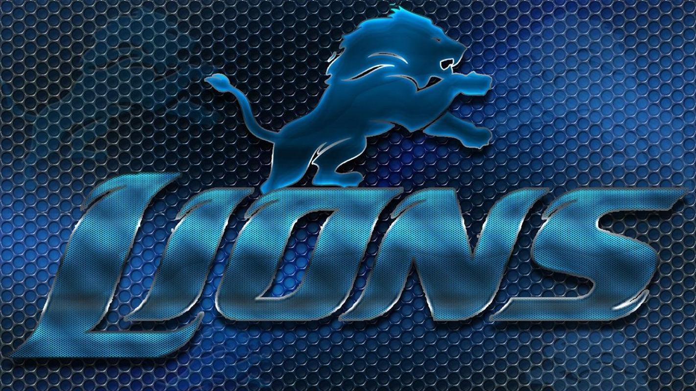 The description of Detroit Lions Wallpaper