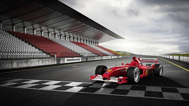 Scuderia F1 Racing Wallpaper screenshot 5