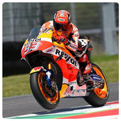 Racing For MotoGP Wallpaper icon