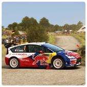 Rally Car Wallpaper icon