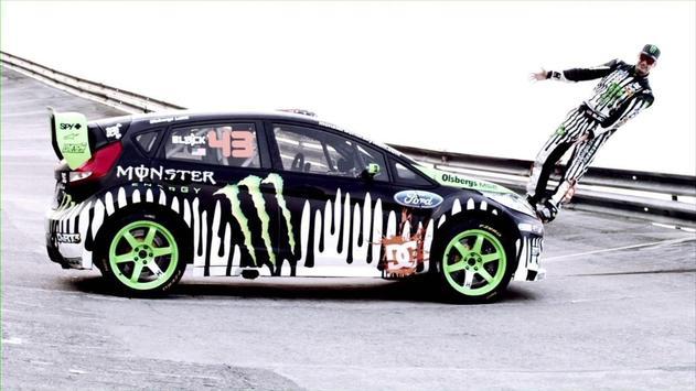 Rally Car Wallpaper apk screenshot