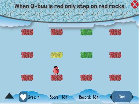 Q-buu's path of color apk screenshot