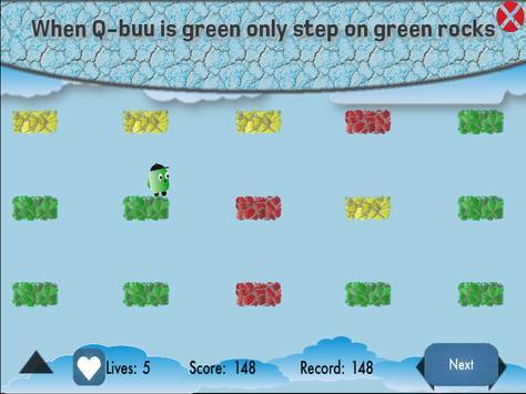 Q-buu's path of color screenshot 7