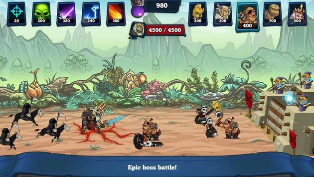 Monster Hordes apk screenshot