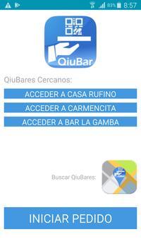 QiuBar poster