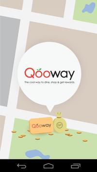 Qooway Merchants poster