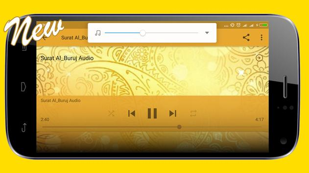 Murotal Al Qur'an Juz 30 Muzammil screenshot 4