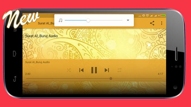 Murotal Al Qur'an Juz 30 Muzammil screenshot 1