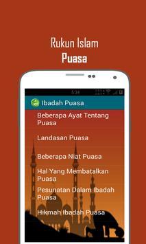 Rukun Islam apk screenshot