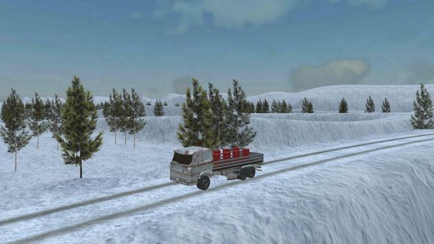 OffRoad Truck Simulator 2017 apk screenshot