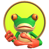 Funny Frog Jump icon