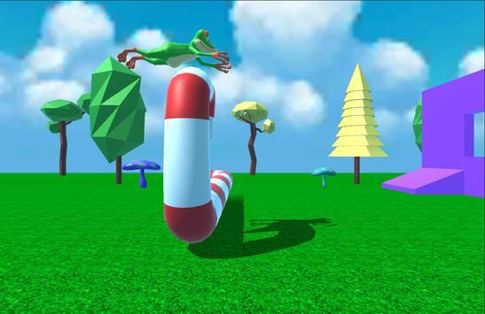 Funny Frog Jump apk screenshot