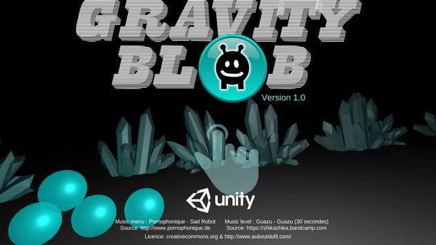 GravityBlob poster