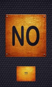 Yes or No apk screenshot