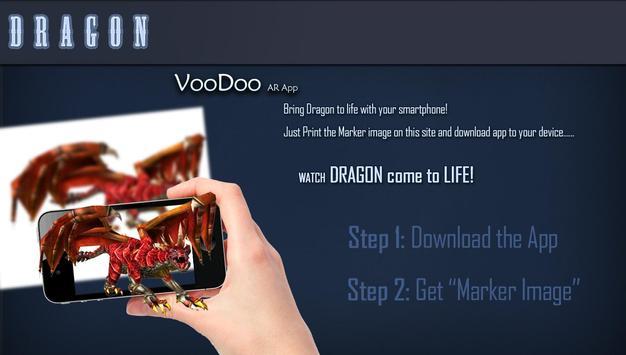 Dragon_Augmented Reality apk screenshot