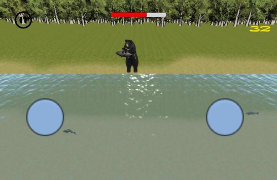 Bear and the river apk screenshot