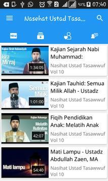 Nasehat Ustad Tasawwuf poster