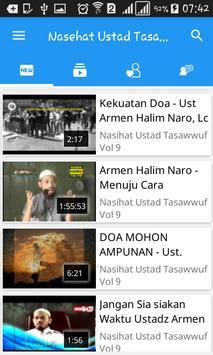 Nasehat Ustad Tasawwuf screenshot 2