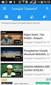 Tausiyah Tasawwuf apk screenshot