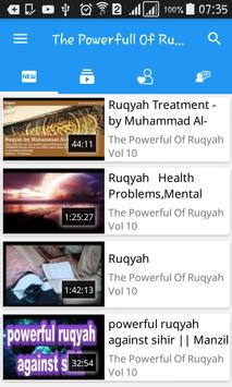 The Powerfull Of Ruqyah poster